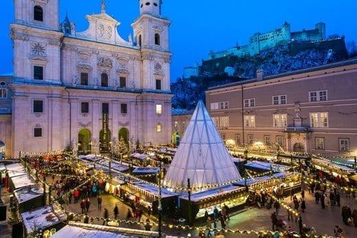 Der Salzburger Christkindlmarkt