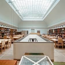 MAK Library Reading Room