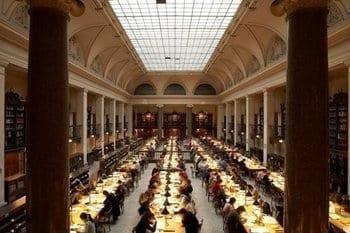 Reading Room - Main Library