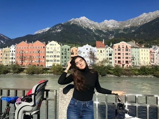 Sara in Innsbruck